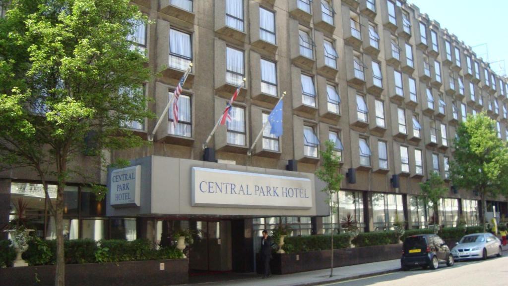 Central park hotel r servation gratuite sur viamichelin for 43 queensborough terrace london w2 3sy