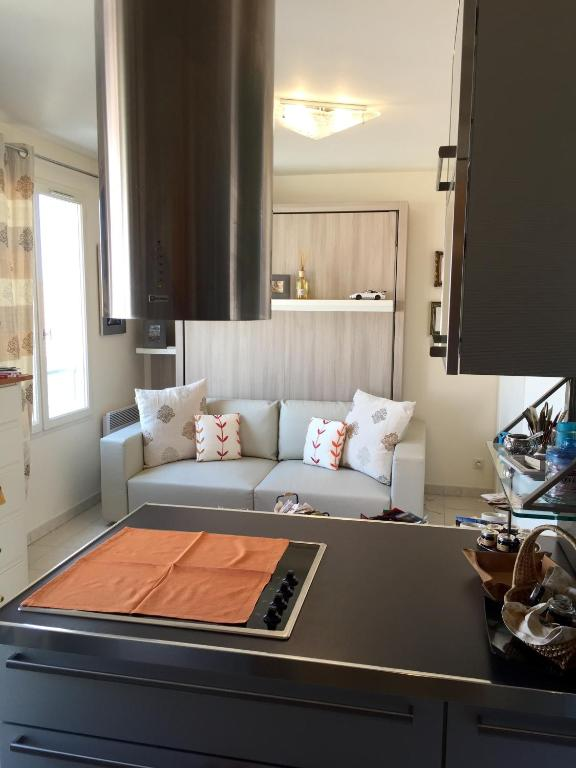 Appartement residenza solene appartement beausoleil - Mini seche linge appartement ...