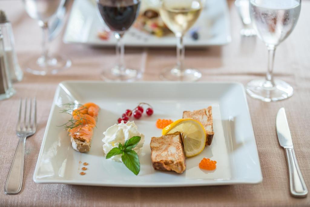 Le Saint Savin Restaurant Saint Savin