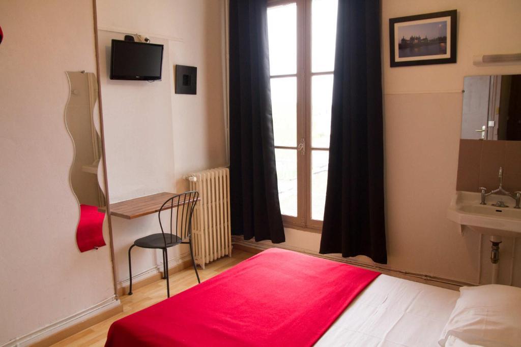 Le pavillon blois online booking viamichelin for Appart hotel blois