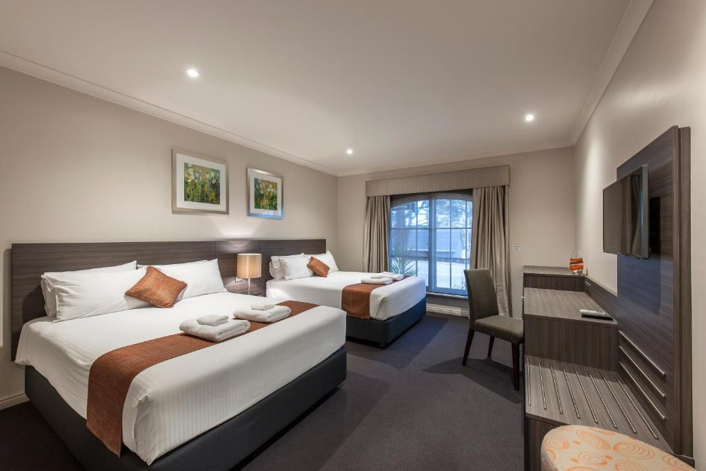 Hahndorf Hotels Spa Rooms