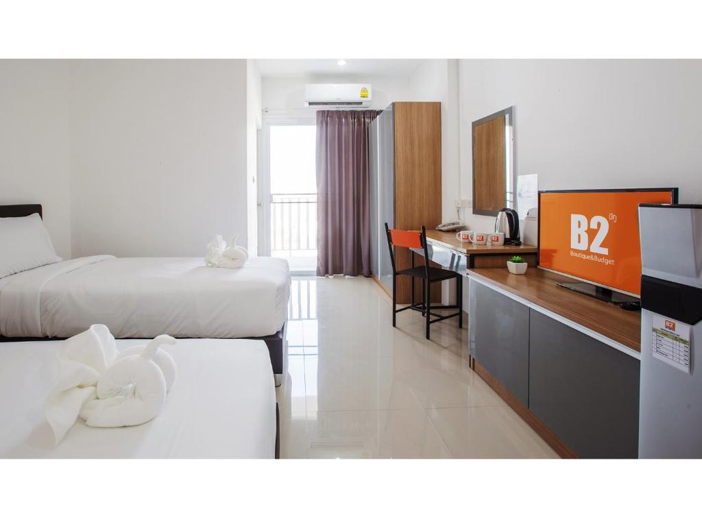 B2 korat boutique budget hotel nakhon ratchasima for Hip hotels budget