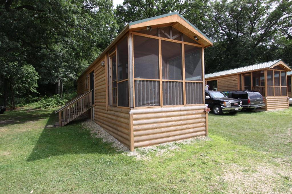 Blackhawk Camping Resort Cabin 3