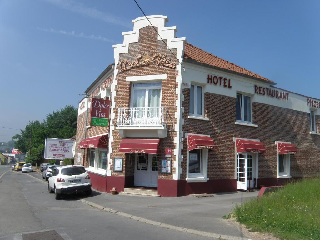 Hotel dolce vita bruay la buissi re for Porte nord bruay
