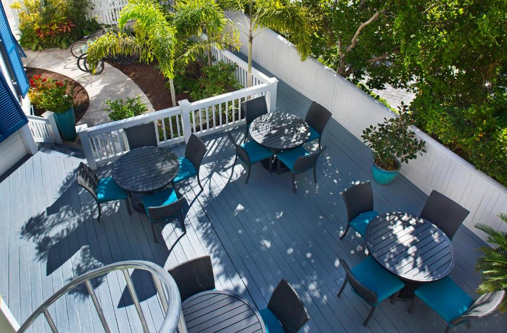 Azul Key West Hotel Bed Breakfast