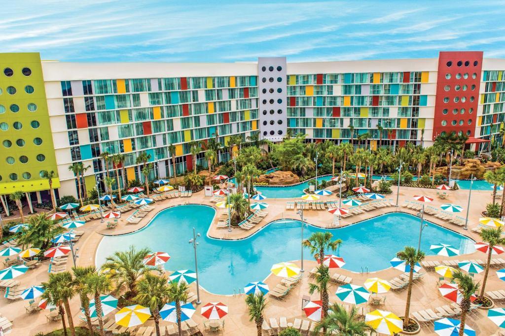 Cabana Bay Beach Resort Eua Orlando Booking Com