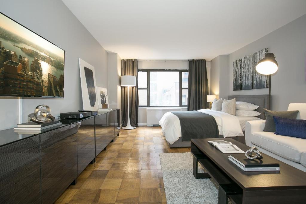 Departamento studio apt midtown east ee uu nueva york for Riviste di interior design