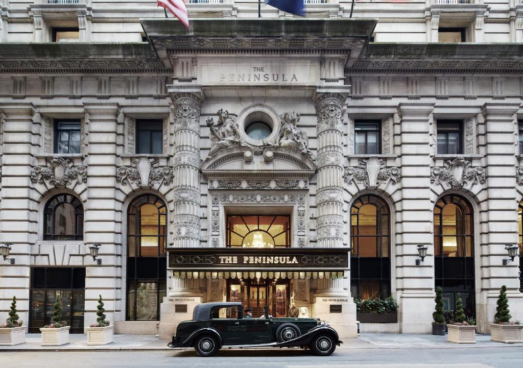 Peninsula Hotel 93175995