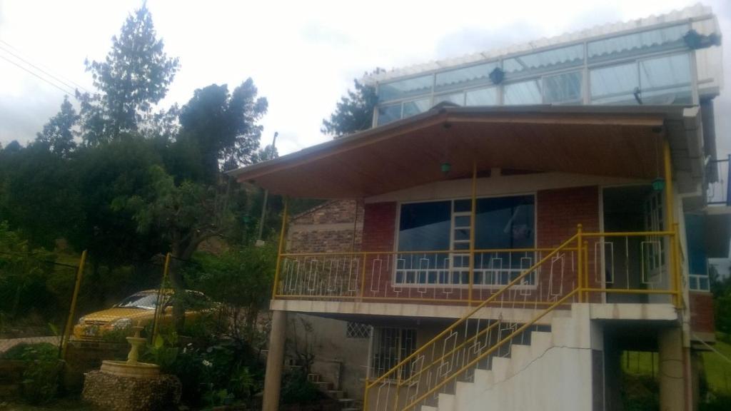 Cabaña Los Hayuelos (Colômbia Paipa) - Booking.com