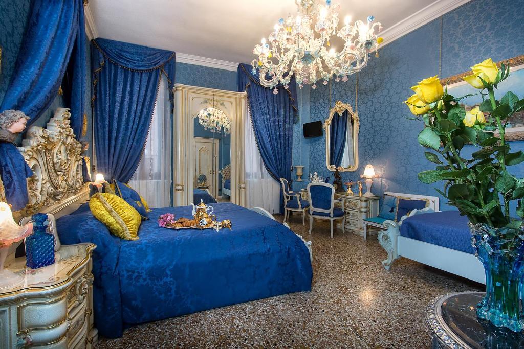 Scalon del doge venezia viamichelin informatie en online reserveren - Barokke stijl kamer ...