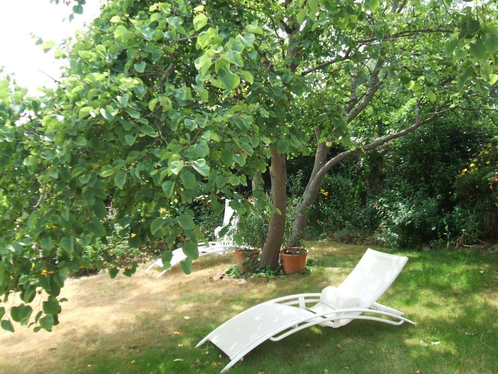 Maison le jardin clos locations de vacances plouguiel for Jardin clos