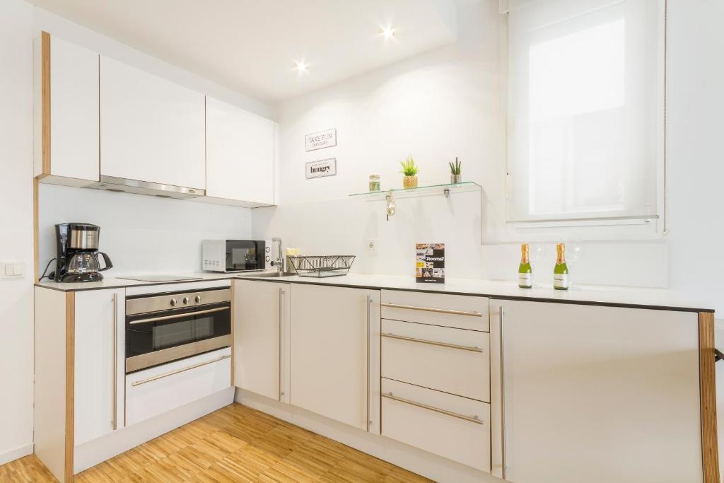 Rooms  Gran Via Madrid Apartments