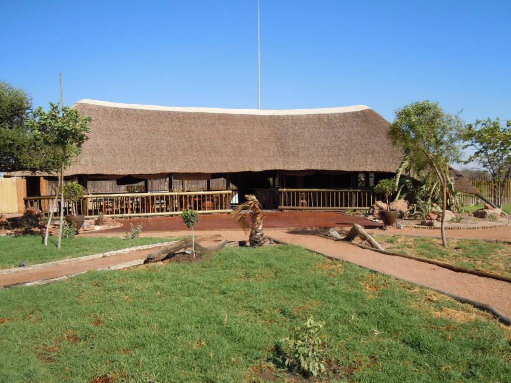 Makumutu Lodge