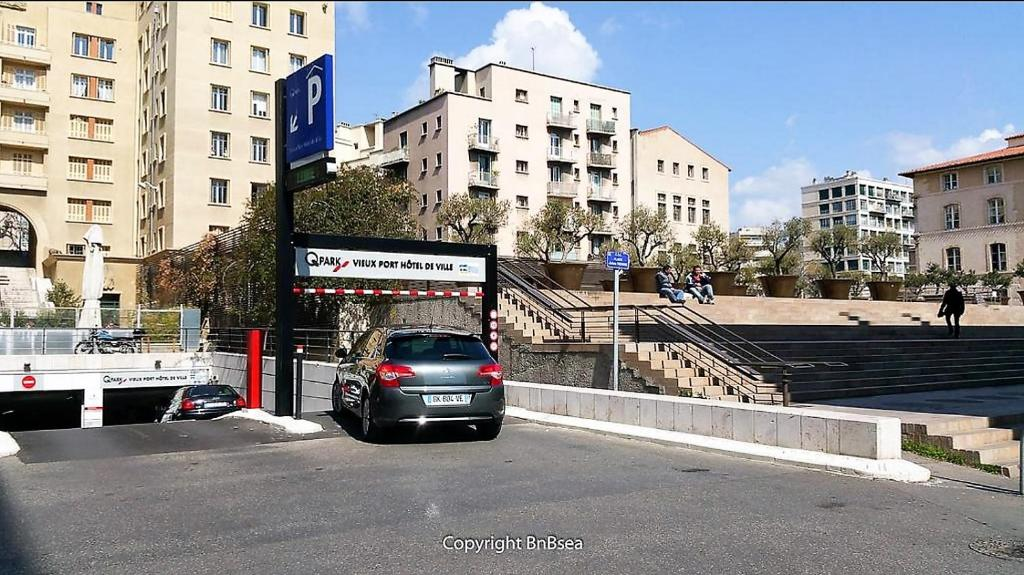 Hotel Marseille Proche Palais Du Pharo