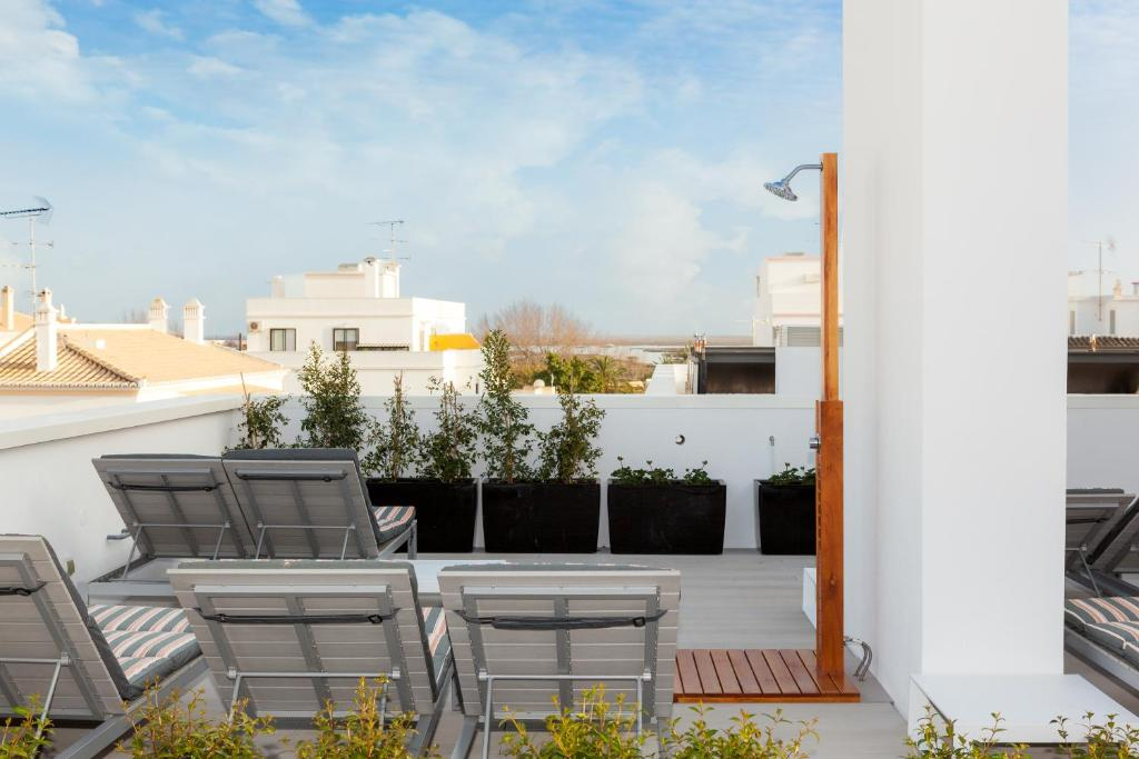 Faro boutique hotel faro book your hotel with viamichelin for Boutique hotel faro portugal