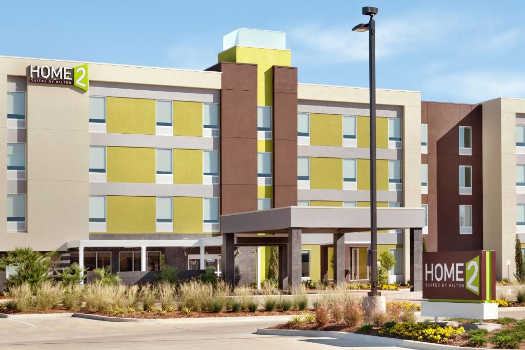 Home2 Suites By Hilton West Monroe West Monroe Book Your Hotel With Viamichelin