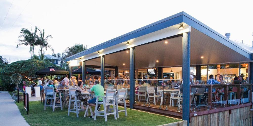 Beaches Restaurant Yeppoon