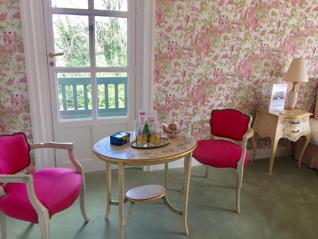 Chambres du0026#39;hu00f4tes Manoir de Benerville, Chambres du0026#39;hu00f4tes Deauville