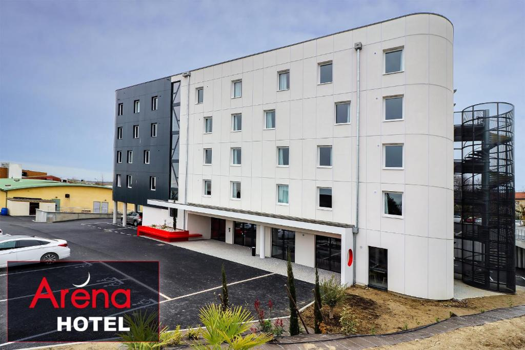 Hotel arena toulouse toulouse book your hotel with for Hotels toulouse