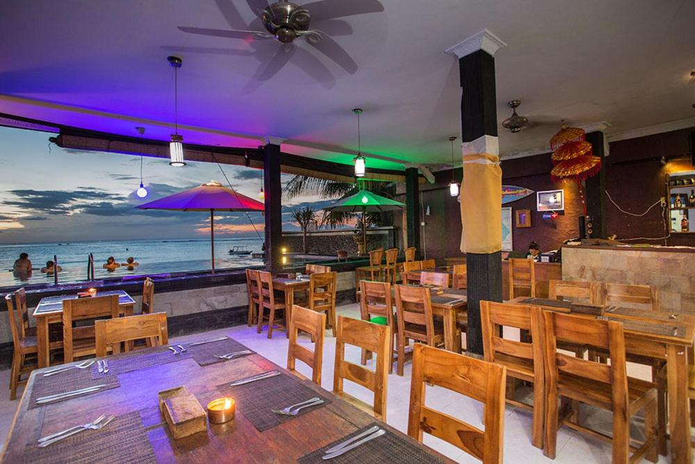 Linda Beach Resort Desa Jungutbatu