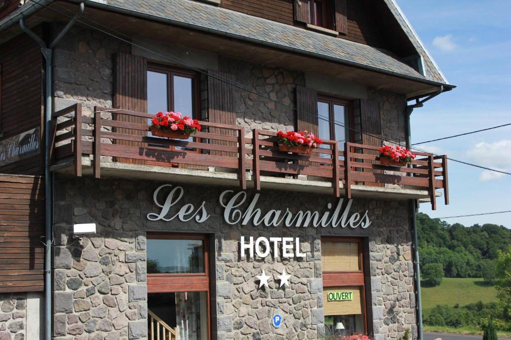 Hotel les charmilles besse et saint anastaise - Office de tourisme super besse besse et saint anastaise ...