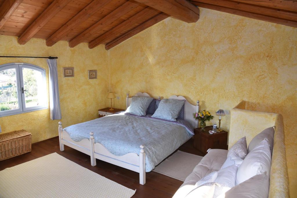 Bed breakfast le mas de l 39 aighetta kamers b b eze for Le mas provencal eze