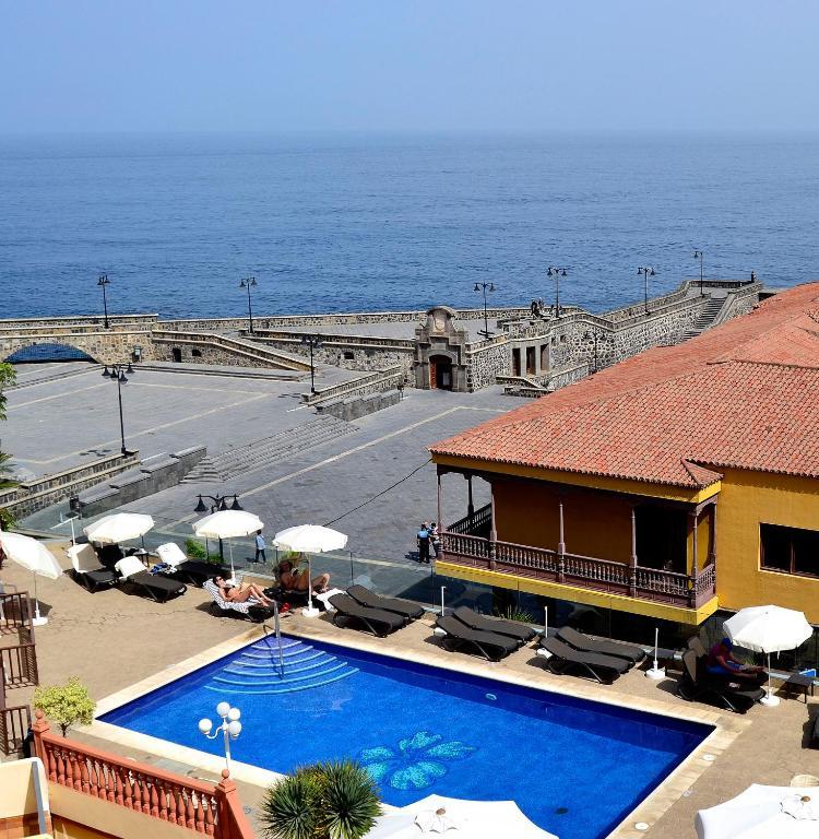Hotel monopol puerto de la cruz reserva tu hotel con - Monopol hotel puerto de la cruz ...