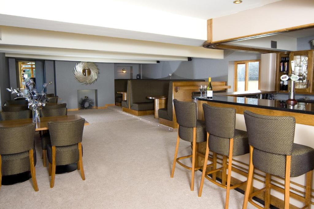 The Old Vicarage Country House Hotel Restaurant