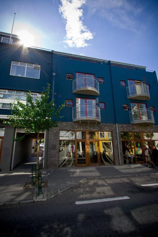 Hotel fr n r servation gratuite sur viamichelin for Hotel fron reykjavik