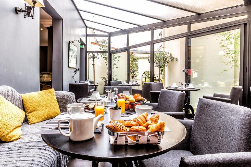 Restaurants Pernety Paris