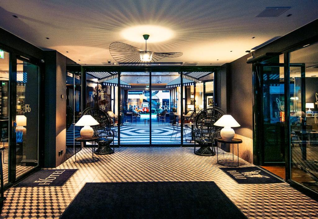 Hotel F6 Helsinki Online Booking Viamichelin