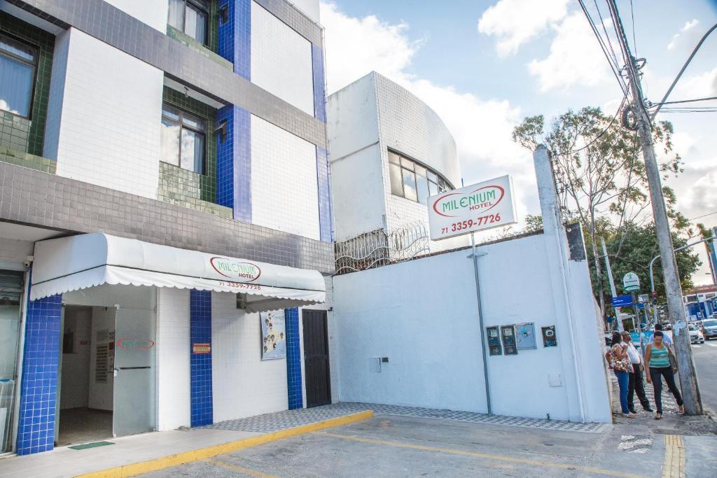 Hotel Milenium Pituba