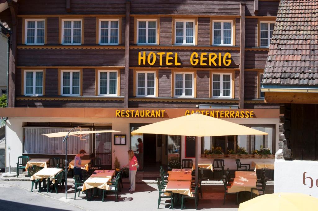 Hotel Restaurant Krone Wassen Schweiz