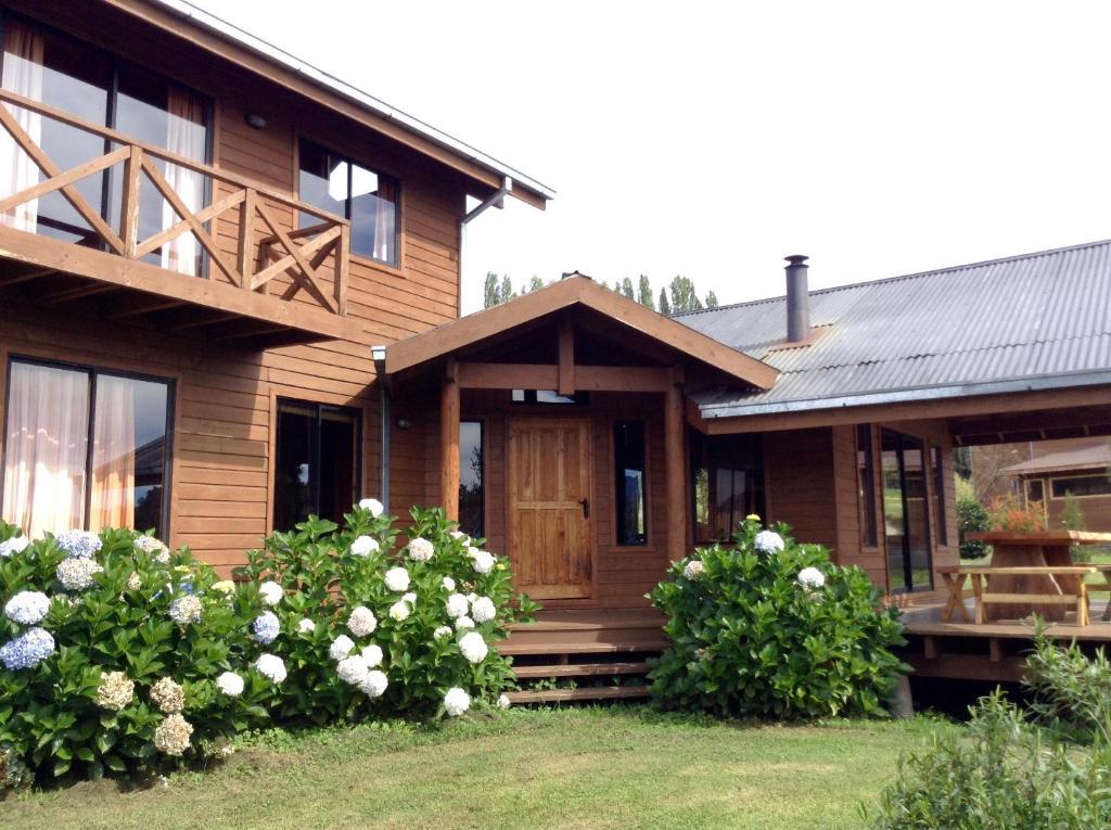 Casa de vacaciones casas playa monje chile panguipulli - Casa de playa ...