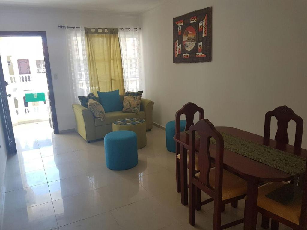 Shared Apartment Sol Palm Beach Rep Dominicana Punta Cana  # Muebles Punta Cana