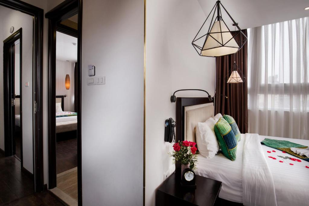 Charm Boutique Hotel Spa Hanoi