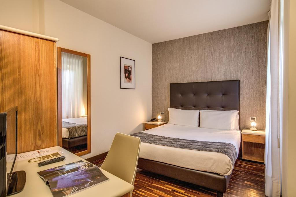 Albergo firenze como online booking viamichelin for Design hotel 1690