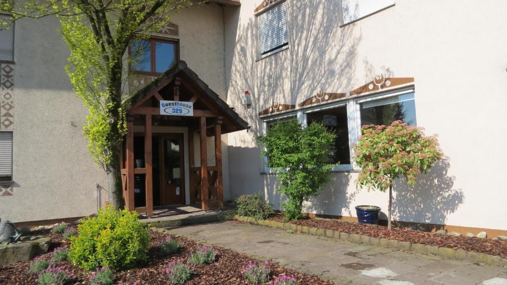 Guesthouse 329 kehl am rhein for Appart hotel kehl