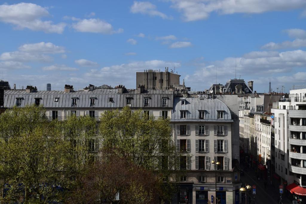 Absolute hotel paris r publique r servation gratuite sur for Reservation hotel paris