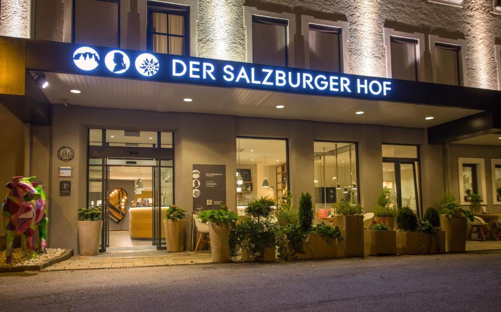 Salzburger Hof Hotel Salzburg