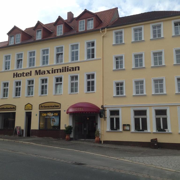 Hotel Pension St Nicolai Zeitz