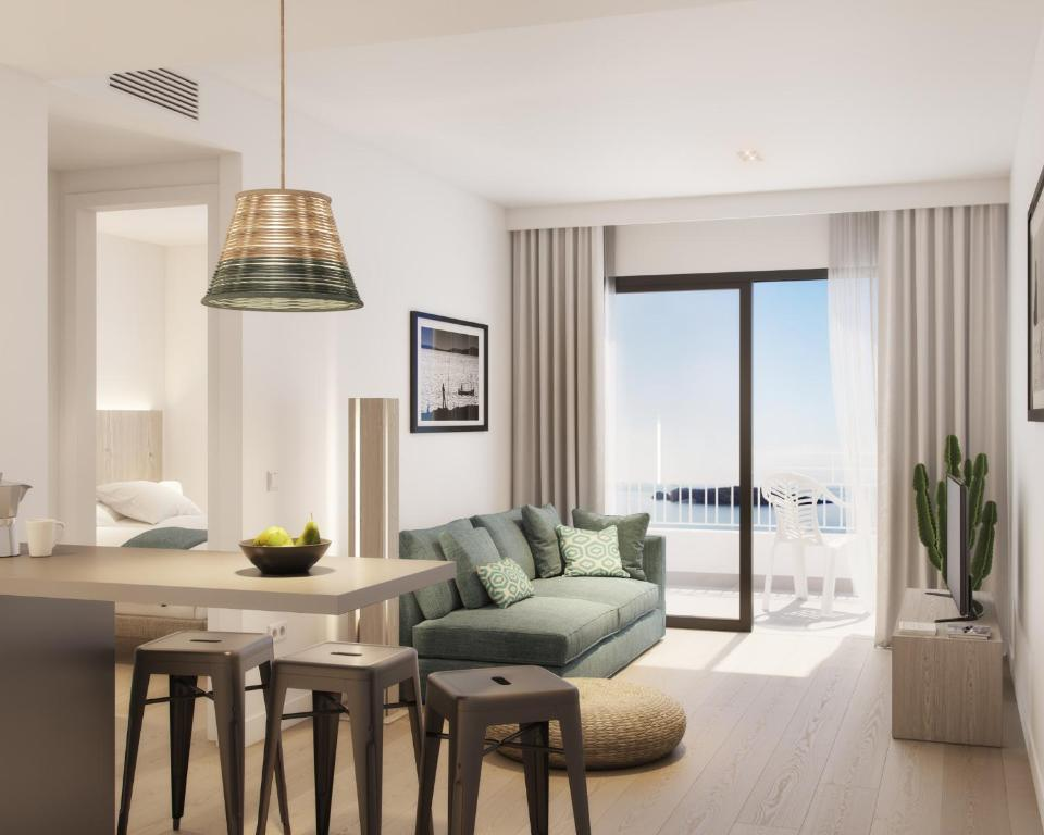 White Apartments - Adults Only, Ibiza-stad – Zie aanbieding ...
