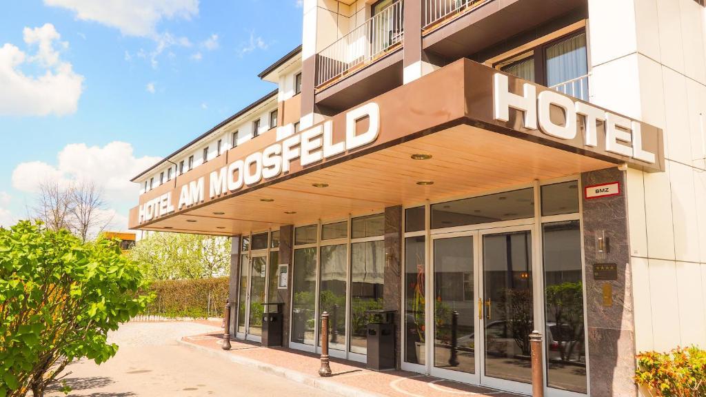 Booking Com Hotel Am Moosfeld