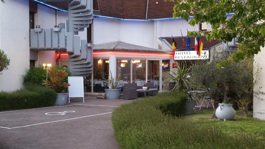 Hotel Le Chantereigne Sainte Savine
