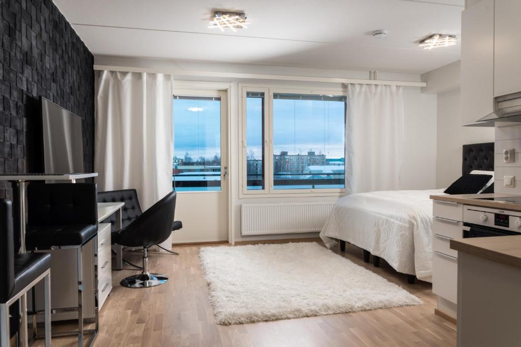 JHO Oulu Apartments