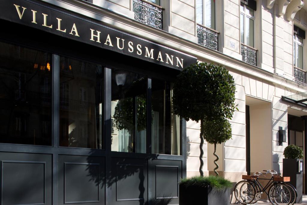 hotel la villa haussmann paris. Black Bedroom Furniture Sets. Home Design Ideas
