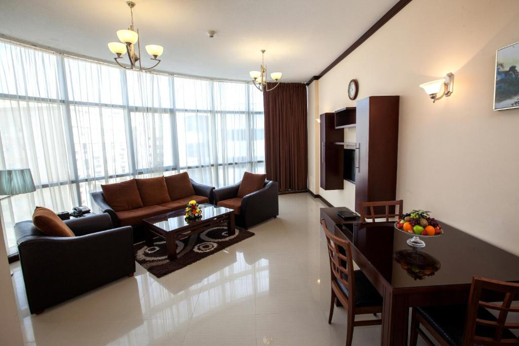 Dubai xclusive maples hotel apartment dubai hotels for Hotel apartments in dubai