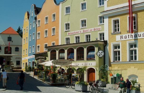 Hotel stiegenwirt r servation gratuite sur viamichelin for Reserver sur booking