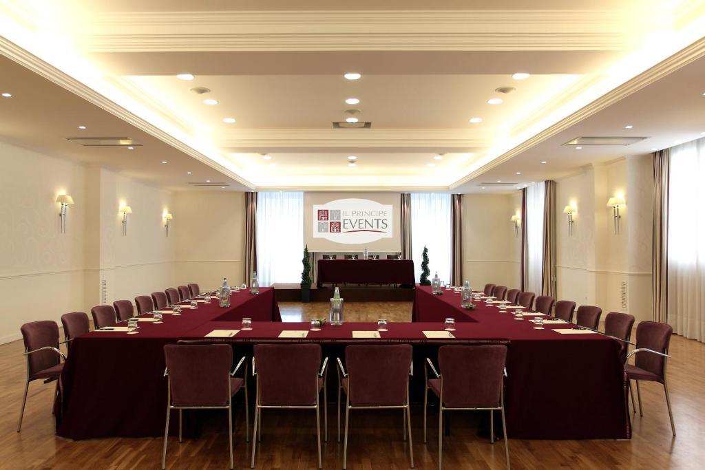 Il principe hotel catania catania viamichelin informatie en online reserveren - Dining barokke ...