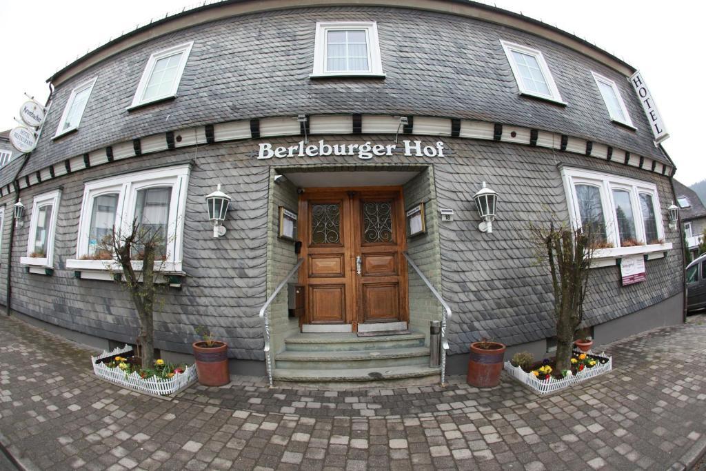 Hotel Restaurant Alte Schule Bad Berleburg